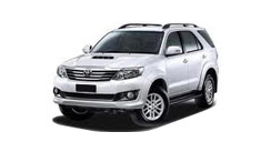 Toyota Fortuner 7Pax Automatic