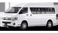 Toyota Commuter 8 Pax