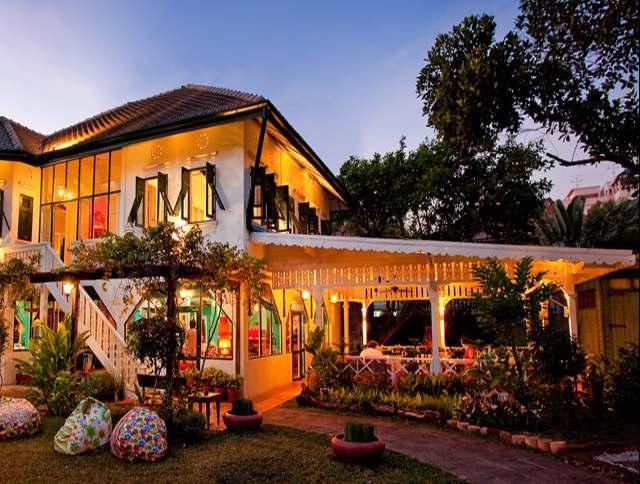Issaya Siamese Club bangkok