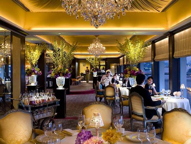 Le Du Restaurant bangkok
