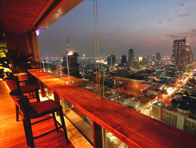 Scarlett Wine Bar and Restaurant bangkok