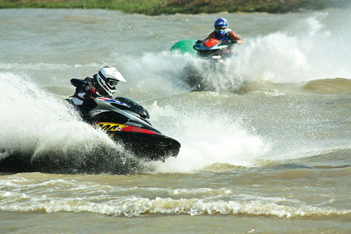 Jet Ski King's Cup- World Cup Grand Prix