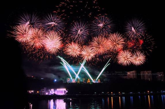 Pattaya-new-year