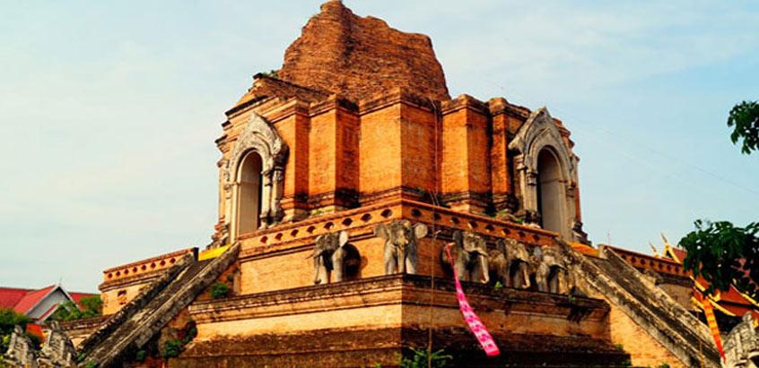 Wat Chedi yod Thong