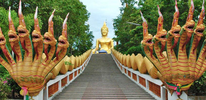Watt Phra Khao Yai Temple