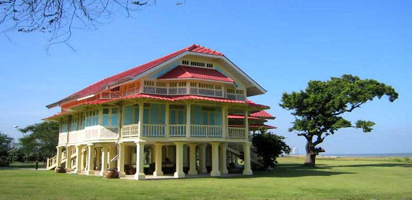 maruekhathaiyawan-palace-hua-hin