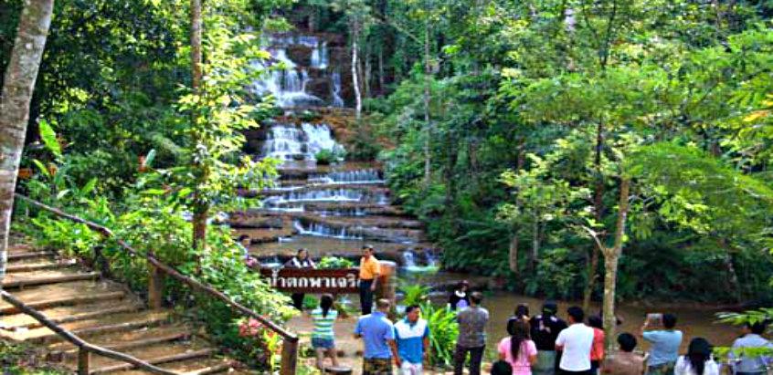 namtok-pha-charoen-national-park-mae-sot