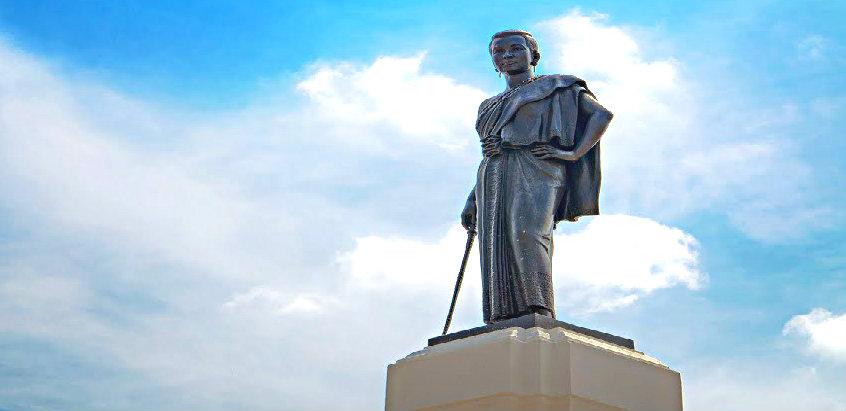 Thao Suranaree Monument Thailand Cars Rentals
