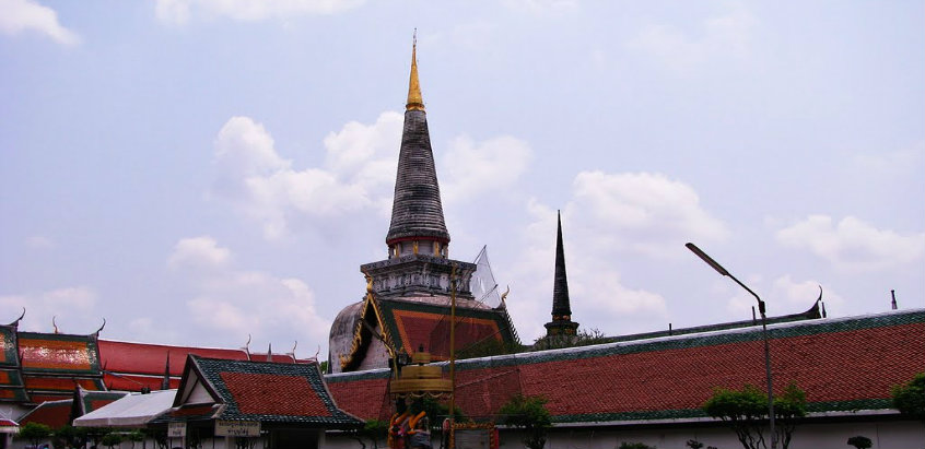 wat phra mahathat woramahawihan-nakhon-si thammarat