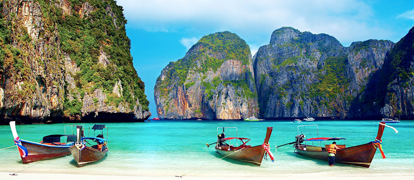 head next to krabi and celebrate xmas in a pleasant and peaceful manner located on the west coast of southern thailand the krabi province