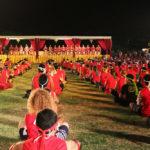 world wai kru muay thai ceremony