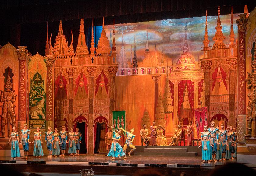 Bangkok's International Festival of Dance & Music