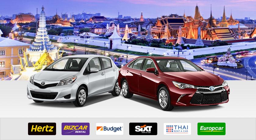 Car Rental Thailand